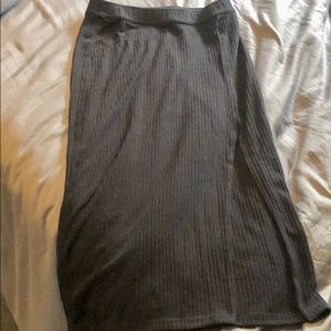 Abercrombie & Fitch Skirts - Abercrombie knitted skirt